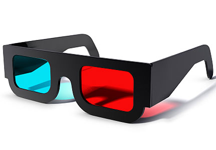 3d tv glasses free
