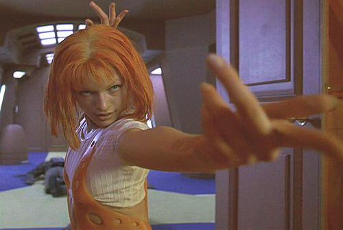 fifth element 3d
